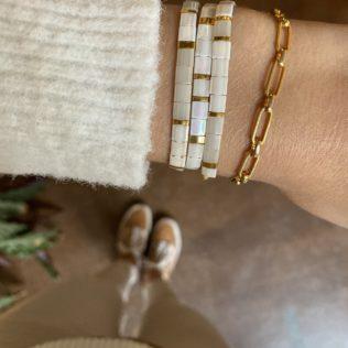 Bracelet Kara – Blanc