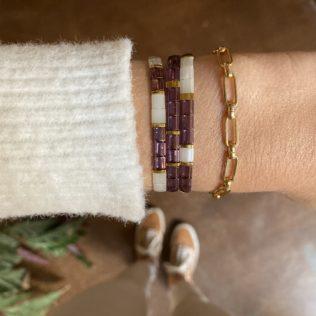 Bracelet Kara – Violet