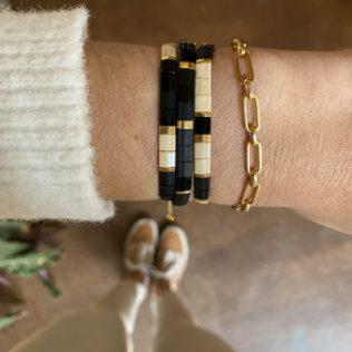 Bracelet Kara – Noir