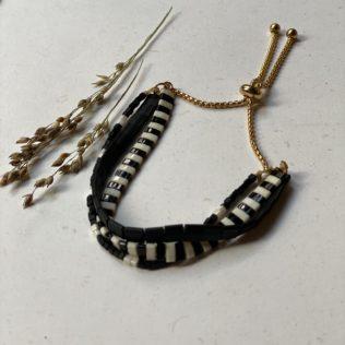 Bracelet KARA Mitsu – Noir