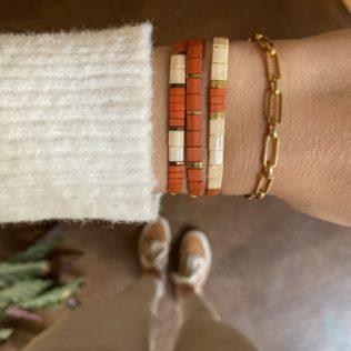 Bracelet Kara – Terracota