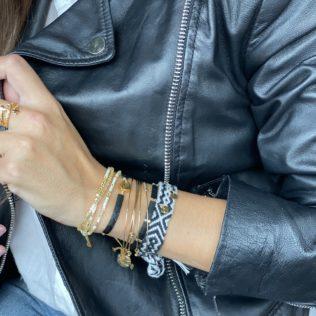 Bracelet Ruica Hiver – Noir