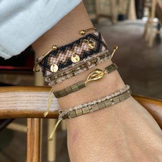 Bracelet Ruica Hiver – Marron