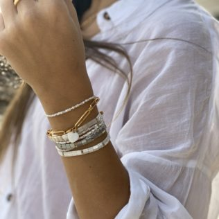 Bracelet Hira 1 rang