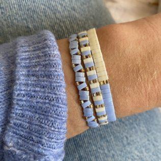Bracelet Kara Summer – Bleu