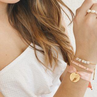 Bracelet Ruban Pampille