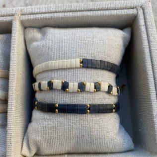 Bracelet Kara Intersaison – Bleu