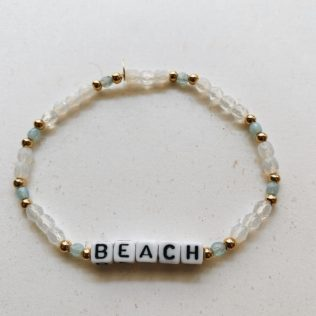 Bracelet Vitamin Sea – Bleu