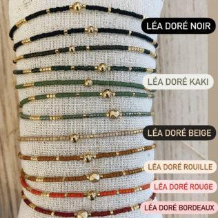 Bracelet LEA Doré