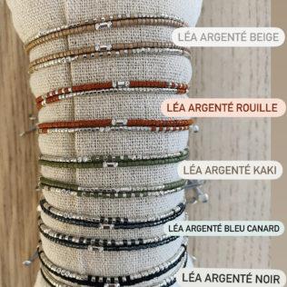 Bracelet LEA Argenté