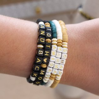 Bracelet personnalisé MANAO