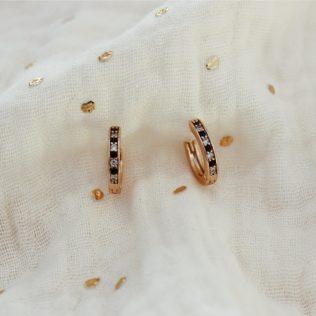 Boucles d'Oreilles – MULTICOULEURS