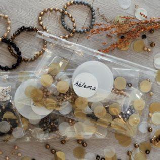Kit Création – 5 bracelets à personnaliser