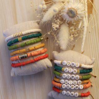 Bracelet personnalisé Manao – Printemps