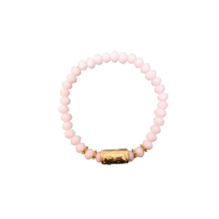 Bracelet GOLDEN HOUR – Blanc