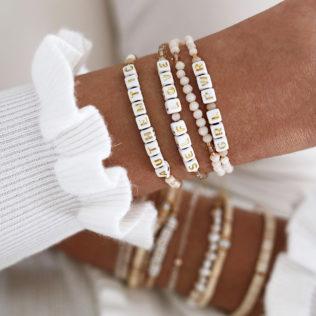 Bracelet IBIZA à personnaliser – Thème Transparent