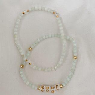 Collection IBIZA – Bracelet Uni Blanc