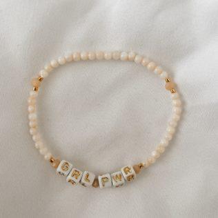 Collection IBIZA – Bracelet Girl Power