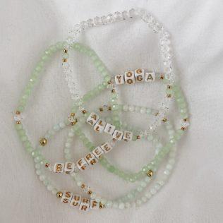 Collection IBIZA – Bracelet Alive