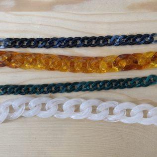Maya – Bracelet chaine maille