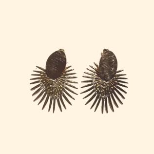 Boucles d'Oreilles LOU